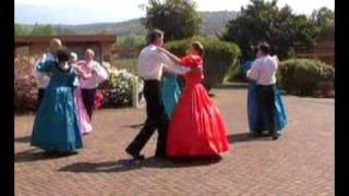 Afrikaans Traditional Dance - Seties