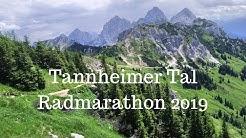 Tannheimer Tal Radmarathon 2019 - DNF - Ersoffen im Gewitter - Abbruch