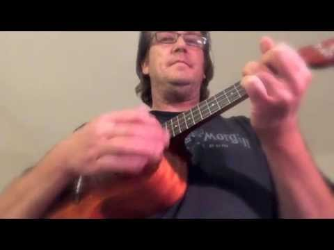 So Long, Marianne Leonard Cohen Ukulele Cover