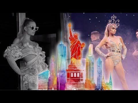 Paris Hilton's New York Fashion Week Highlights