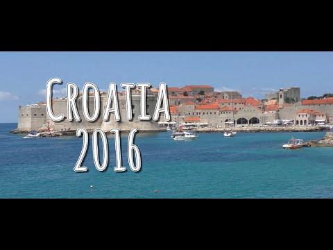 Croatia 2016 (Second of the 2016 Quadrilogy)