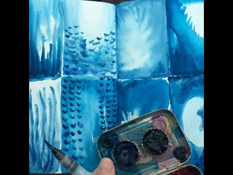 Painting the Blues