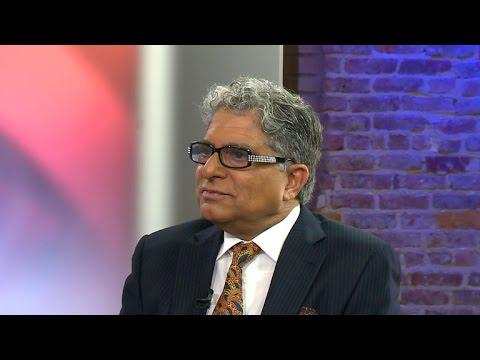 Dr. Deepak Chopra: Trump Is America's shadow