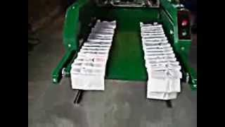 Производство пакетов типа