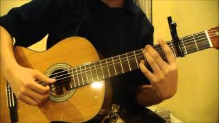 Frozen - Do You Want To Build A Snowman (Acoustic/Fingerstyle Cover)