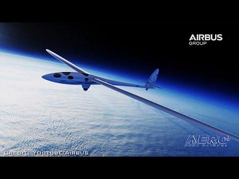Airborne 04.28.17: Perlan Mission II, DJI VR Goggles, Pilot... NOT!