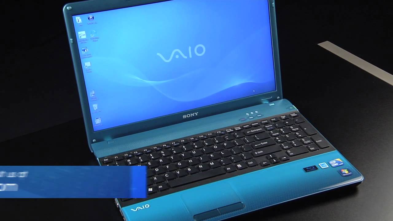 Sony Vaio VPCEH37FX/P Shared Library Windows 7