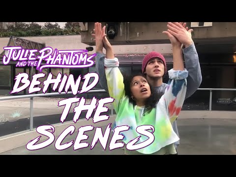 Julie and the Phantoms - Behind the scenes, rehearsals and more (Compilation)
