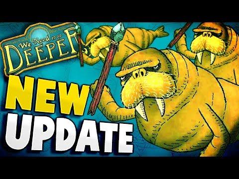 WE'RE UNDER ATTACK?! - BRAND NEW Civilizations & HUGE Update! - We Need To Go Deeper Gameplay Update