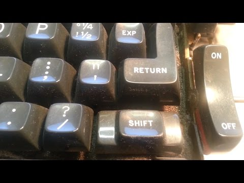 IBM Selectric Typewriter Cycle Clutch Spring Repair Replacement Rebuild