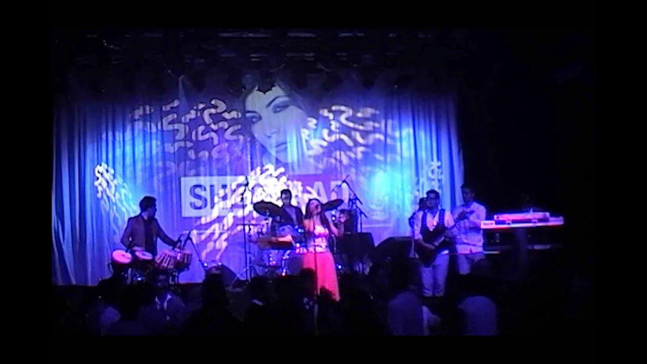 Aryana Live Performance (Tu Ke Moori - Denmark Concert)