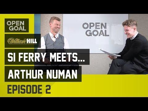 Si Ferry Meets...Arthur Numan Episode 2 - Rangers career, 2003 Title Race, Emotional Retirement