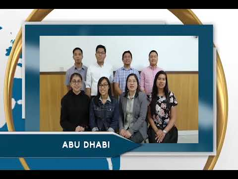 Abu Dhabi | INC 50th WEST AND 104TH ANNIVERSARY GREETINGS
