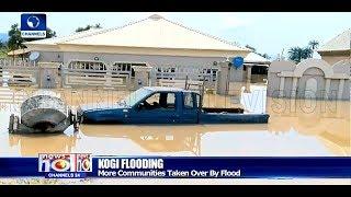 NEMA Sets Up Emergency Centres As Flood Takes Over Kogi Communities Pt.1 16/09/18 |News@10|