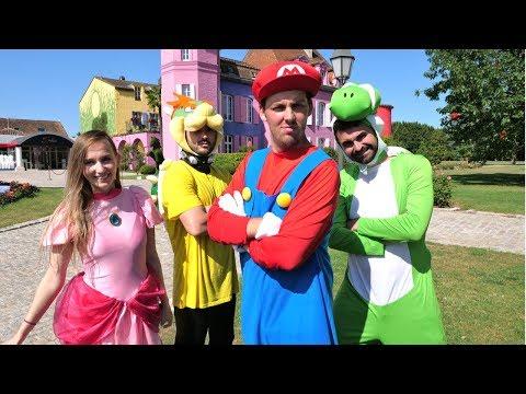 Mario Party en vrai