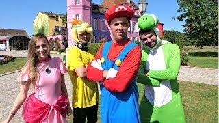Mario Party en vrai thumbnail