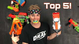 nerf top 5 best nerf vortex blasters of all time