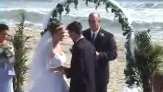 Amber and Brandon Kingsley's wedding