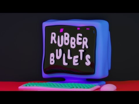 Clinic - Rubber Bullets (Official Video)