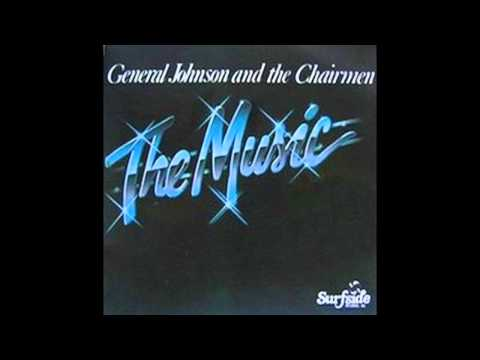 General Johnson & The Chairmen - A Piece Of Candy 1987