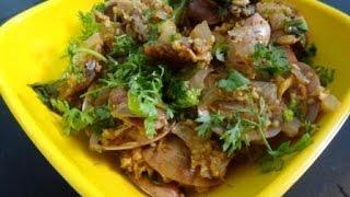 How to make Clam Sukha | Tisryache Sukhe | Goan Style | Rajeshri's Rasoi
