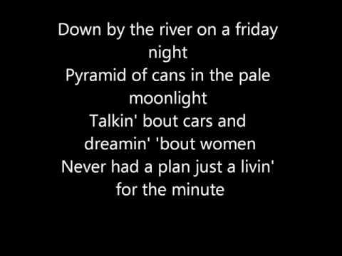 Alan Jackson Chattahoochee Lyrics