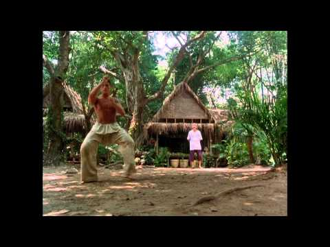 Kickboxer (1989) - The Tree scene + Training sequences HD - VAN DAMME