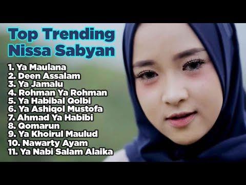 NISSA SABYAN FULL ALBUM 2018 - Lagu Sholawat Terbaru 2018