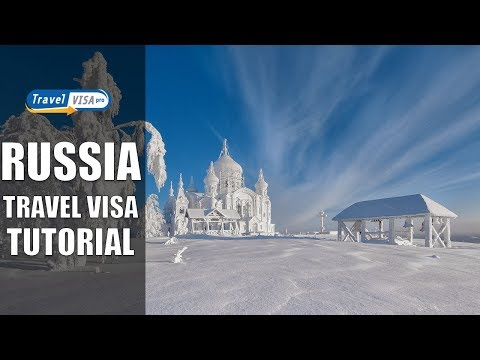 Russia Visa: How To Fill Up Russian Travel Visa Application Form