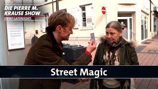 Street Magic – Magic M. der Zauberkünstler