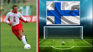 1999 [573] Polska v Finlandia [1-1] Poland v Finland