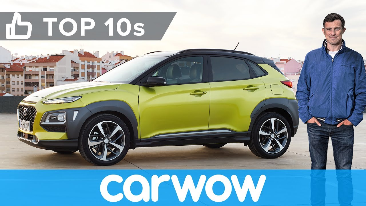 Hyundai Kona 2018 The Coolest Small Suv Top10s