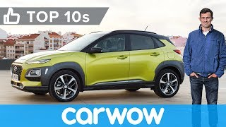 Hyundai Kona 2018 - the coolest small SUV?  | Top10s