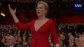 Frances McDormand pone en pie a las mujeres en los Oscar
