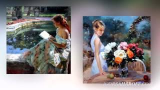 Vladimir Volegov живопись маслом картины
