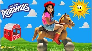 Rideamals Scout Interactive Pony Toy   Pretend Playing Jessie from Toy Story