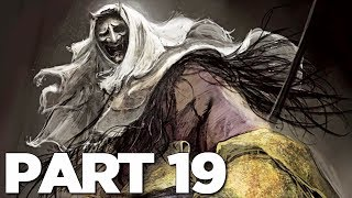 CORRUPTED MONK (THIRD BOSS) in SEKIRO SHADOWS DIE TWICE Walkthrough Gameplay Part 19 (Sekiro)