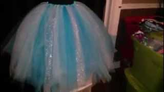 Candy's Creations - Tutu Ball Gown Phase #1 Frozen Theme Thumbnail