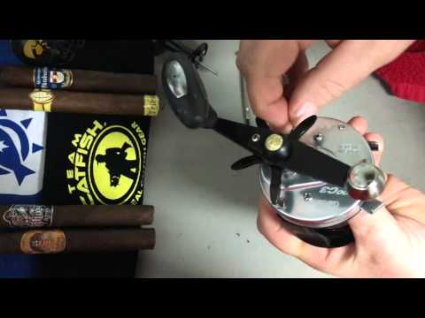 How to clean an Abu Garcia 6500C3 baitcaster reel