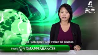 Human Rights Asia Weekly Round up Episode 4