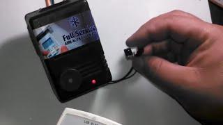 Probador Infrarrojos - Controles remotos y receptores. Parte #1