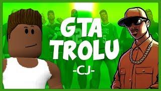 ROBLOX GTA TROLÜ - Roblox Türkçe Jailbreak (CJ Oldum)