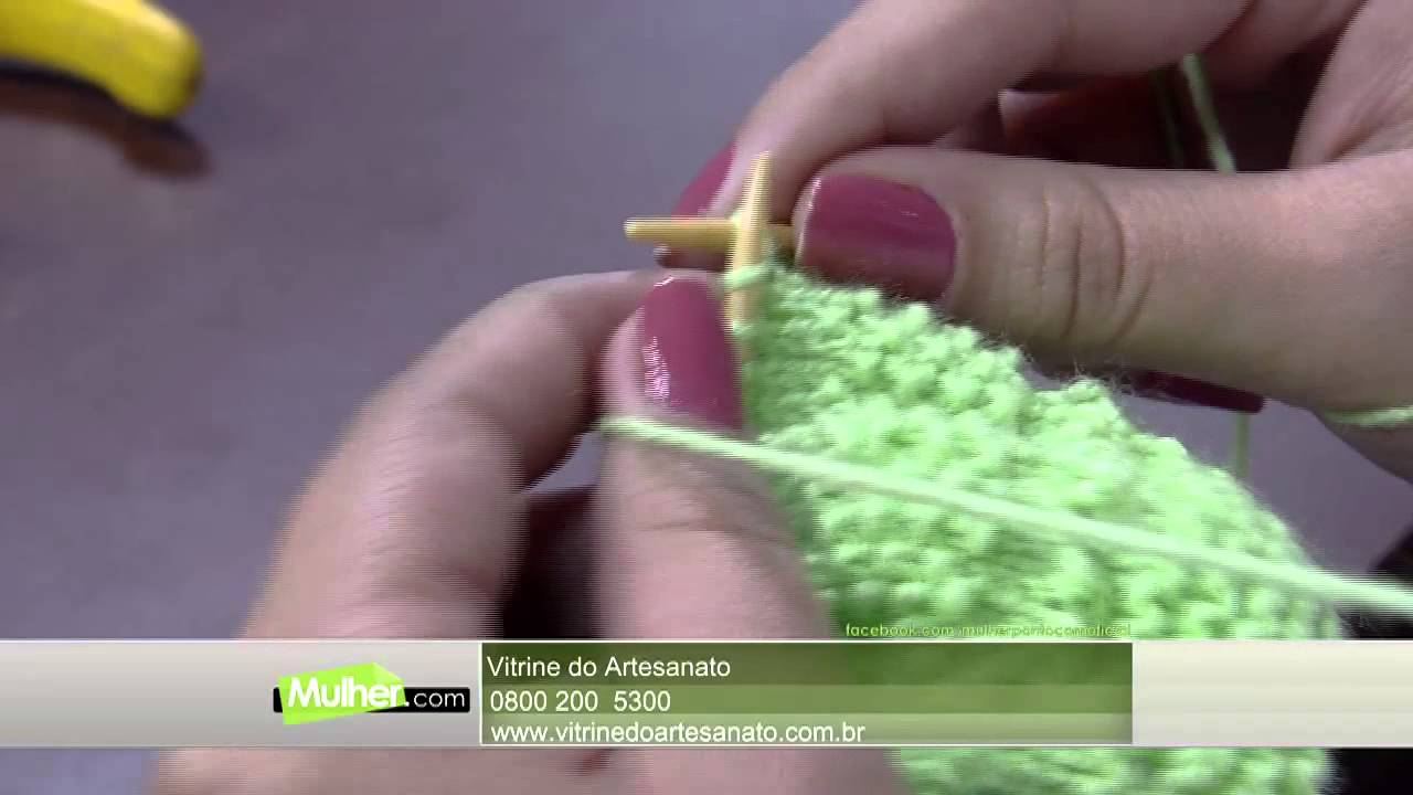 c09e9d9e2935e Mulher.com 02 07 2015 Jaqueline Santos - Conjunto em tricô para bebê ...