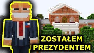 Minecraft Miasto - ZOSTAŁEM NOWYM BURMISTRZEM