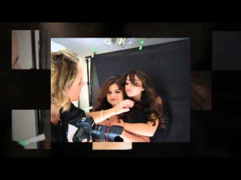 Behind the scenes | Adriana Mother Daughter Glamour shoot |