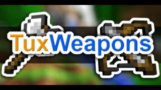 MINECRAFT MOD : MORE WEAPONS