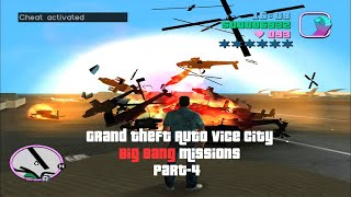 Grand Theft Auto Vice City Big Bang Missions Part-4