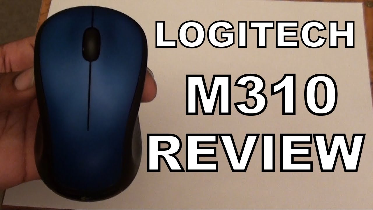 Logitech M310 Review: DETHRONES Touchpads!!!!