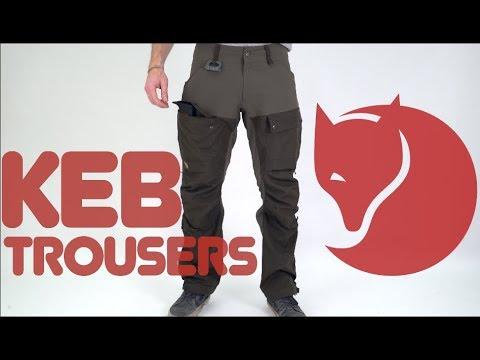 Keb Trousers - Fjallraven