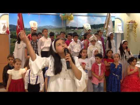 grup 571'in şairi Damla 'Selam sana nazlı nebi'
